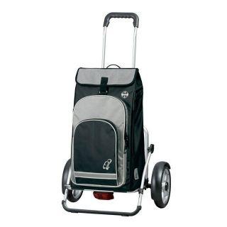 Andersen Royal Shopper Plus Hydro schwarz mit Lufträder