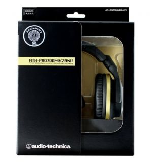 Name  Audio Technica ATH PRO700MK2ANV Limited Edition 50th Jahrestag