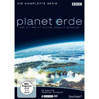 Planet Erde   Die komplette Serie 6 DVDs inkl. Bonus Disc, Softbox