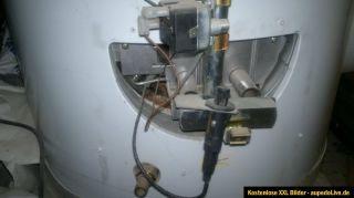 Vaillant Gas Vorratswarmwasserspeicher Warmwasserspeicher VGH 160 / 5