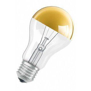 Osram SPC.MIRRA GD 240V E27 Decor A gold 60W Beleuchtung