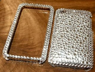 iPhone 3G/3Gs LUXUS STRASS BLING hard case Cover hülle