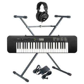 Casio CTK 240 Keyboard SET inkl. Kopfhörer + Keyboardständer