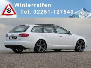 18 Winterreifen 245/40R18 97V Audi A6 4F Avanat Limo Winterräder