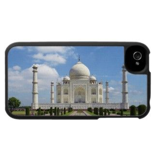 Taj Mahal in Agra India iPhone 4 Cover
