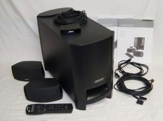 Bose Cinemate Digital Home Theater Speaker System 2.1 Lautsprecher