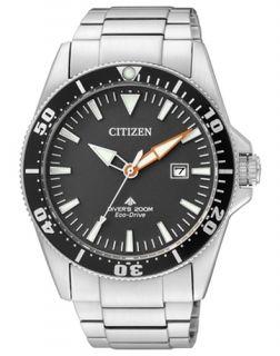 NEU! Citizen BN0100 51E Eco Drive Promaster Diver, Gratis EU Versand
