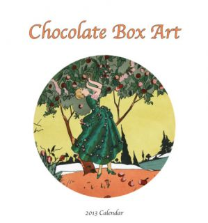 Chocolate Box Art   2013 Easel/Desk Calendar Calendars