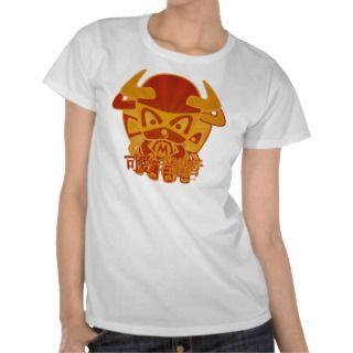 Minotaur Mascot Shirts