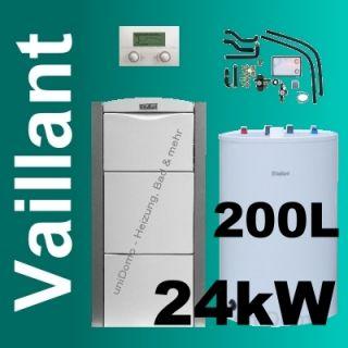 Vaillant VKO 246 24 Öl  Brennwert Heizungsanlage/Kessel