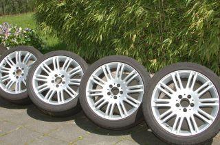 Mercedes Alufelgen Felgen 18 Zoll 265 35 R18 245 40 R18 Continental