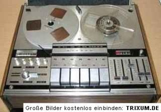 Andruckrolle Pinch roller Grundig TK 248 HiFi Neu !