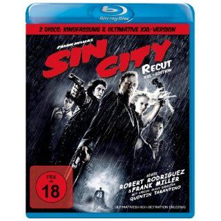 Sin City   Recut XXL Edition [Blu ray] Marley Shelton
