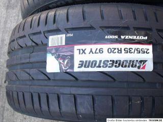 255/35 R20 97Y XL Sommerreifen Bridgestone Potenza