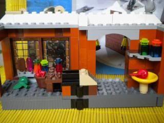 Lego Harry Poer Se 4756 Heulende Hüe u BA Sirius Lupin Peer