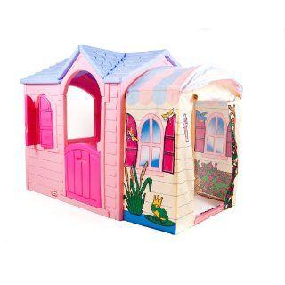 Little Tikes 470U00060   Spielhaus Fantasia   Pink