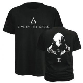 Universal Music Shirts Assassins Creed 2   Live By The Creed 4809118