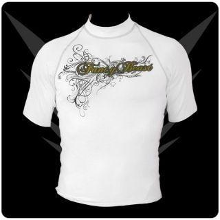 Shirt Rash Guard Lycra Kite & Beach UV Surf Herren Fancybeast FB274
