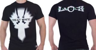 Sheamus Great White Laoch WWE Black T shirt NEW