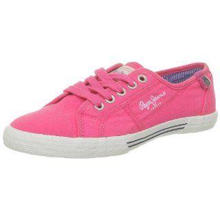Pepe Jeans London PUT 270 D PFS30642 347, Damen Sneaker, Rot (Fresh