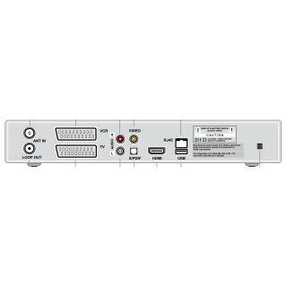 HD Receiver KAON H.264 DVB C Kabel TV Digital Receiver HD Telecolumbus