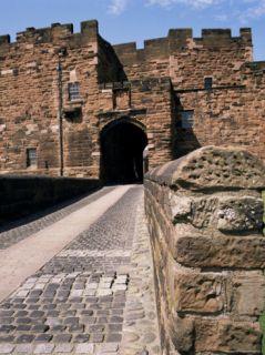 Carlisle Castle, Carlisle, Cumbria, England, United Kingdom Photographic Print by Michael Jenner