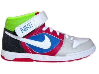 Nike Twilight Mid Schuh Sneaker High Top Grau,PinkGelb,Blau,Weiß Gr
