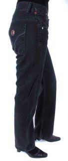 Miss Sixty Damen Jeans Hose Perkins Schwarz W28/L34 #28