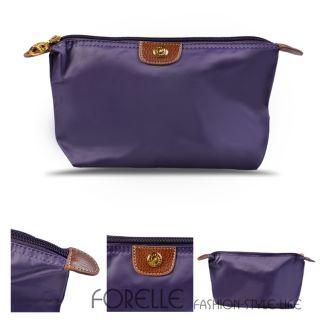Portable Coin Cellphone Cosmetic MAKEUP Travel Hand Case Pouch Handbag