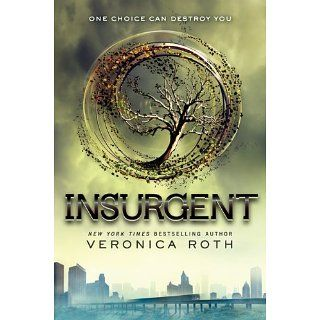 Insurgent Divergent Trilogy, Book 2 eBook Veronica Roth