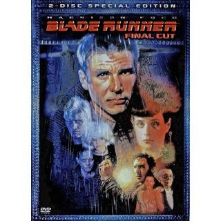 Blade Runner   Final Cut Special Edition (2 DVDs) Harrison