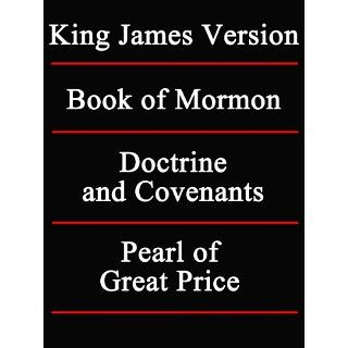 LDS (Mormon Churchs) Sacred Texts   / King James Version / The Book