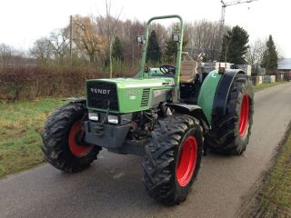 Fendt Farmer 280 SA Bj.2000 8500 std. Cabrio
