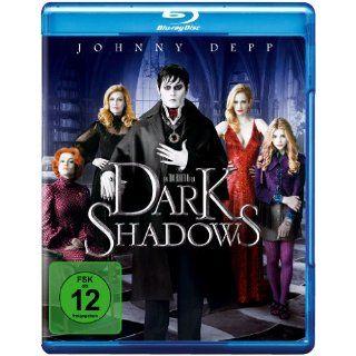 Dark Shadows [Blu ray] Johnny Depp, Michelle Pfeiffer