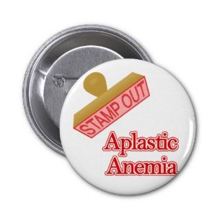 Aplastic Anemia Buttons