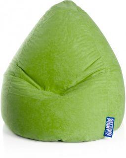 Sitzsack XL Easy grün Sitzkissen Kinder