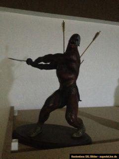 SIDESHOW WETA Herr der Ringe URUK   HAI BERSERKER Statue Figur