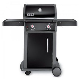 WEBER Gasgrill Spirit E 210 Original, Black Garten