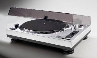 DUAL DTJ 301 Plattenspieler zum digitalisieren Ihrer Schallplatten mit