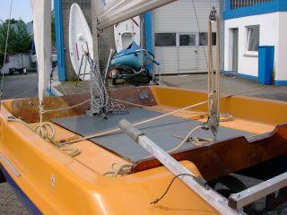Katamaran Star Cat Segelboot Boot Sportboot segelfertig