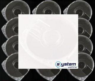 3X UMD Hüllen Disc Case Schutzhüllen NEU   SONY PSP