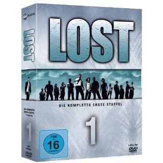 Lost   Die komplette erste Staffel [7 DVDs] Matthew Fox