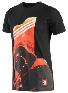 ADIDAS ORIGINALS STAR WARS T SHIRT ++ VADER ++ Gr. L