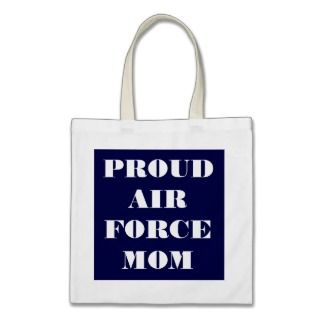 Handbag Proud Air Force Mom