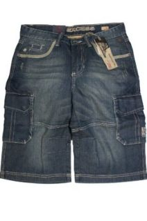 No Excess Jeans Shorts Bekleidung