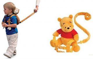 Disney Winnie Pooh kinder Rucksack,baby Laufgurt Sicherheitsgurt