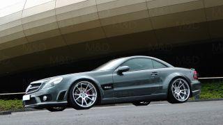 Mercedes SL r230 AMG63/PD Series/Black Series Umbau  20 DPE usw