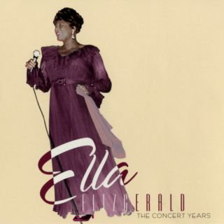 Ella Fitzgerald   The Concert Years Wall Decal