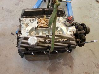 Ford V8 Motor 302 Mustang Cobra