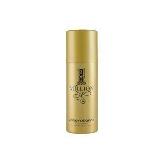 Paco Rabanne One Million homme / men, Deodorant Spray 150 ml, 1er Pack